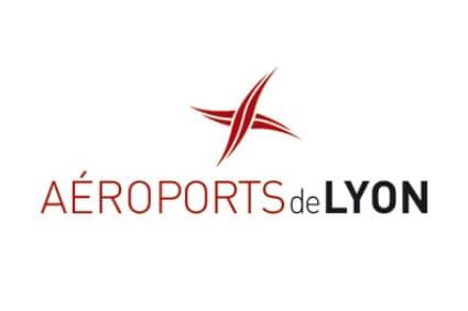 Lyon aeroport logo transfert taxi vtc