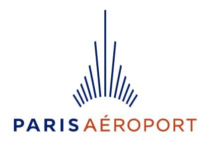 Transfert logo aeroport de paris