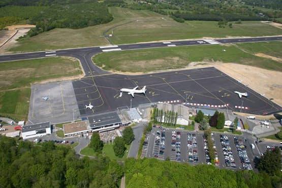 Service de transport privé Taxi et VTC à l'Aéroport de Deauville